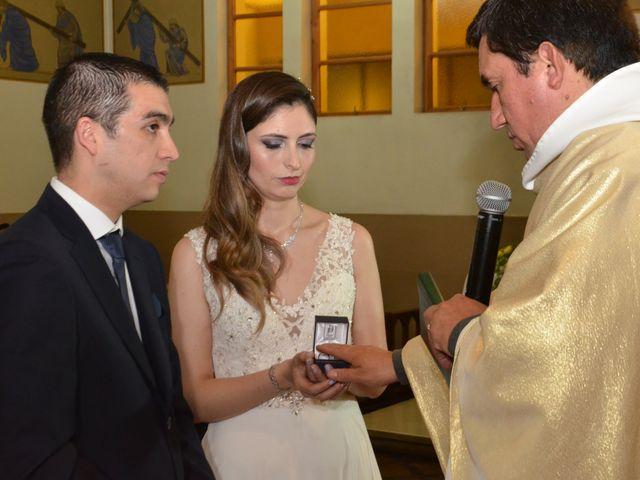 El matrimonio de Francesca y Mauricio en Las Condes, Santiago 8