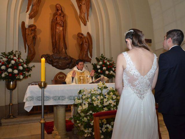 El matrimonio de Francesca y Mauricio en Las Condes, Santiago 9