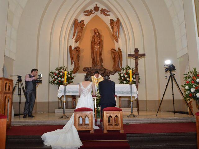 El matrimonio de Francesca y Mauricio en Las Condes, Santiago 10