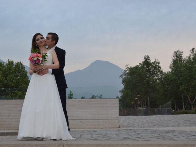 El matrimonio de Francesca y Mauricio en Las Condes, Santiago 11