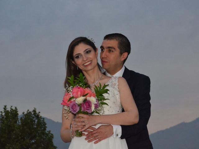 El matrimonio de Francesca y Mauricio en Las Condes, Santiago 12