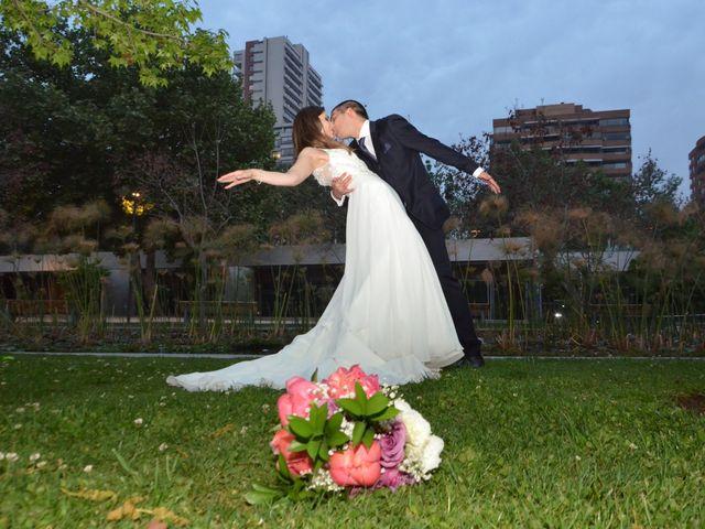 El matrimonio de Francesca y Mauricio en Las Condes, Santiago 13