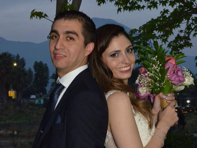 El matrimonio de Francesca y Mauricio en Las Condes, Santiago 15