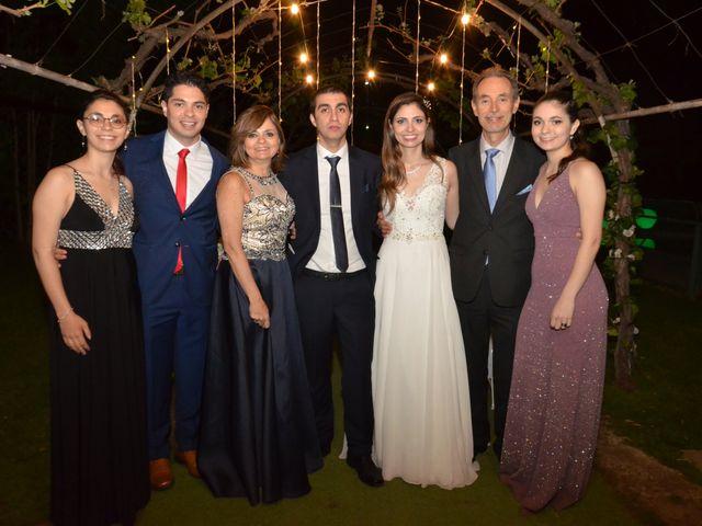 El matrimonio de Francesca y Mauricio en Las Condes, Santiago 16