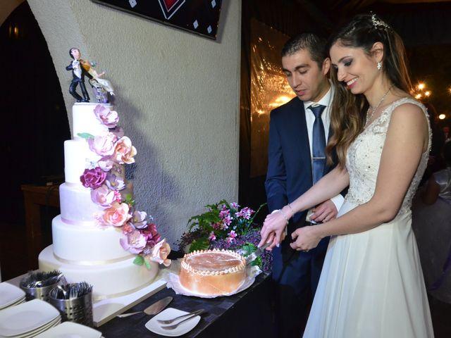 El matrimonio de Francesca y Mauricio en Las Condes, Santiago 18