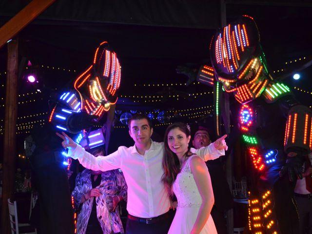 El matrimonio de Francesca y Mauricio en Las Condes, Santiago 20