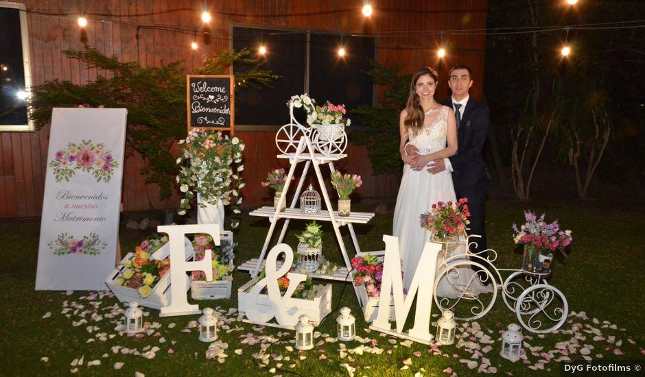 El matrimonio de Francesca y Mauricio en Las Condes, Santiago