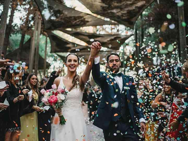 El matrimonio de Ane y Iain
