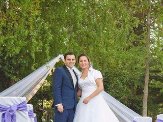 El matrimonio de Dayan y Jaime 1