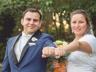El matrimonio de Dayan y Jaime 3