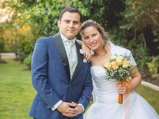 El matrimonio de Dayan y Jaime