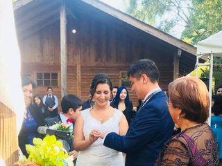El matrimonio de Solange y Ramon 1