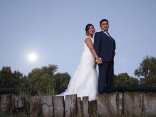 El matrimonio de Solange y Ramon 3