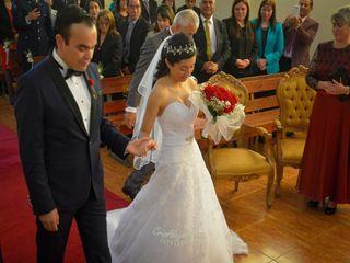 El matrimonio de Lesly  y Gabriel  1