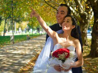 El matrimonio de Lesly  y Gabriel