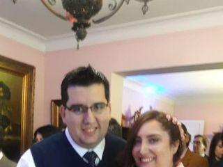 El matrimonio de María Teresa y Diego 1