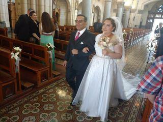 El matrimonio de María Teresa y Diego 2