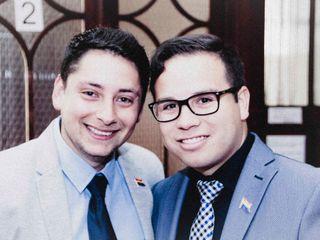 El matrimonio de Jorge y Braulio 1