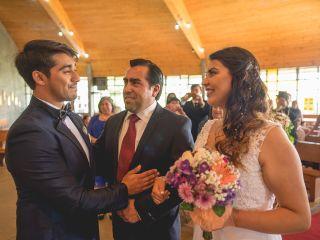 El matrimonio de Rose y Roberto 1