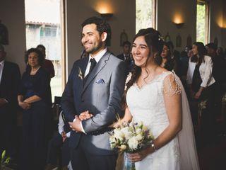 El matrimonio de Cristian y Daniela 2