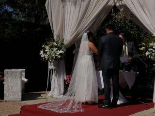 El matrimonio de Marianela  y Sergio