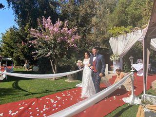 El matrimonio de Marianela  y Sergio 3
