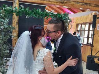 El matrimonio de Irma y Ivan 1