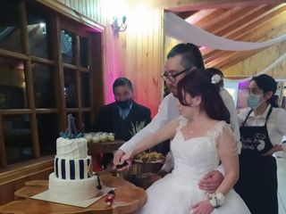 El matrimonio de Irma y Ivan 2