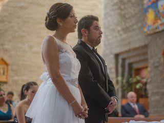 El matrimonio de Paola y Roberto