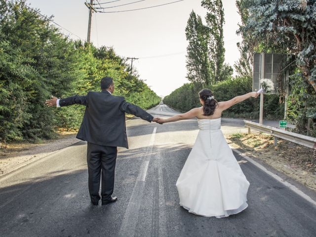 El matrimonio de Carolina y Octavio