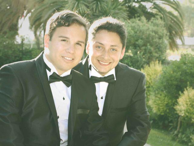 El matrimonio de Jorge y Braulio
