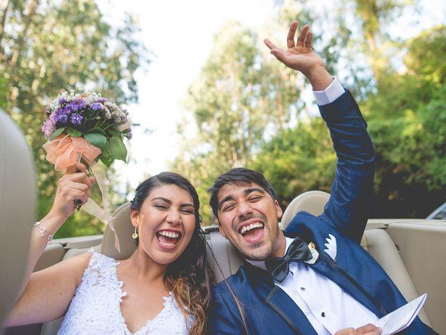 El matrimonio de Rose y Roberto