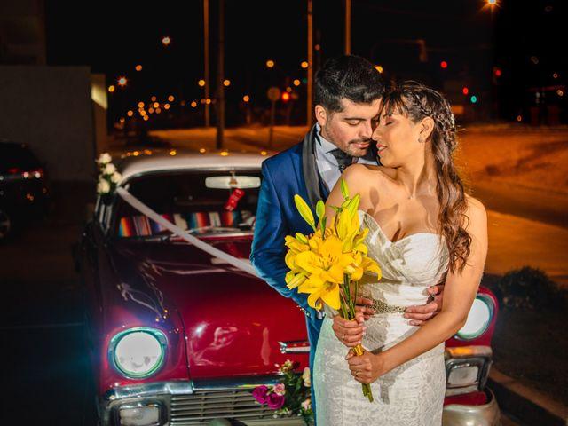El matrimonio de Camila y Jeroslav
