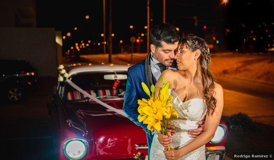 El matrimonio de Jeroslav y Camila en Antofagasta, Antofagasta