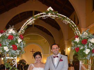 El matrimonio de Francisca y Carlos 2