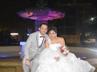 El matrimonio de Francisca y Carlos 3