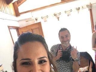 El matrimonio de Leslie  y Miguel  3