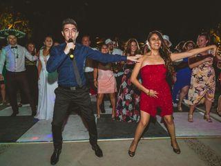 El matrimonio de Leslie  y Miguel  2