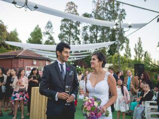 El matrimonio de Ana y Nicolás