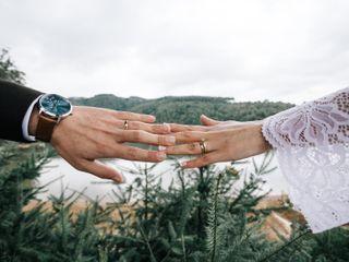 El matrimonio de Perla y Fabián 1