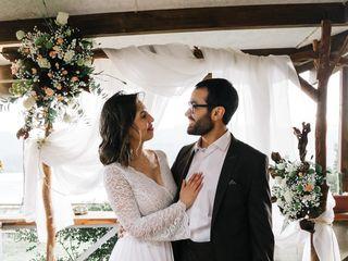 El matrimonio de Perla y Fabián 2