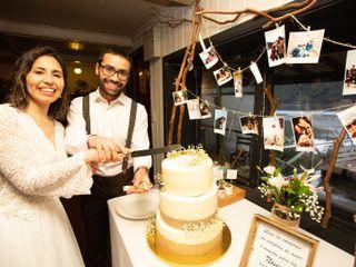 El matrimonio de Perla y Fabián