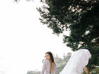 El matrimonio de Perla y Fabián 3