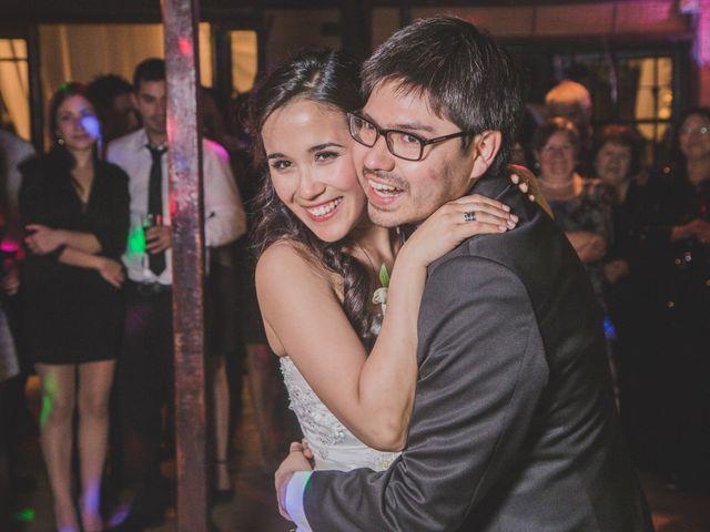 El matrimonio de Jacqueline y Felipe