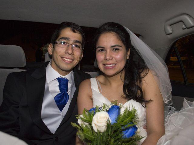 El matrimonio de Nidia y Juan