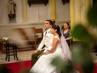 El matrimonio de Marjorie y Alejandro