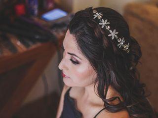 El matrimonio de Daniela y Patricio 1