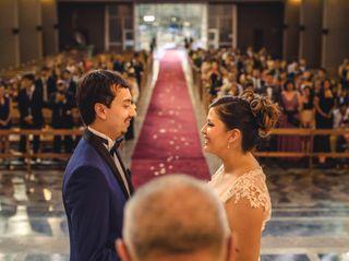 El matrimonio de Nicole y  Román 2