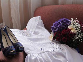 El matrimonio de Elena y Camilo 1