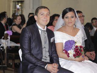 El matrimonio de Elena y Camilo